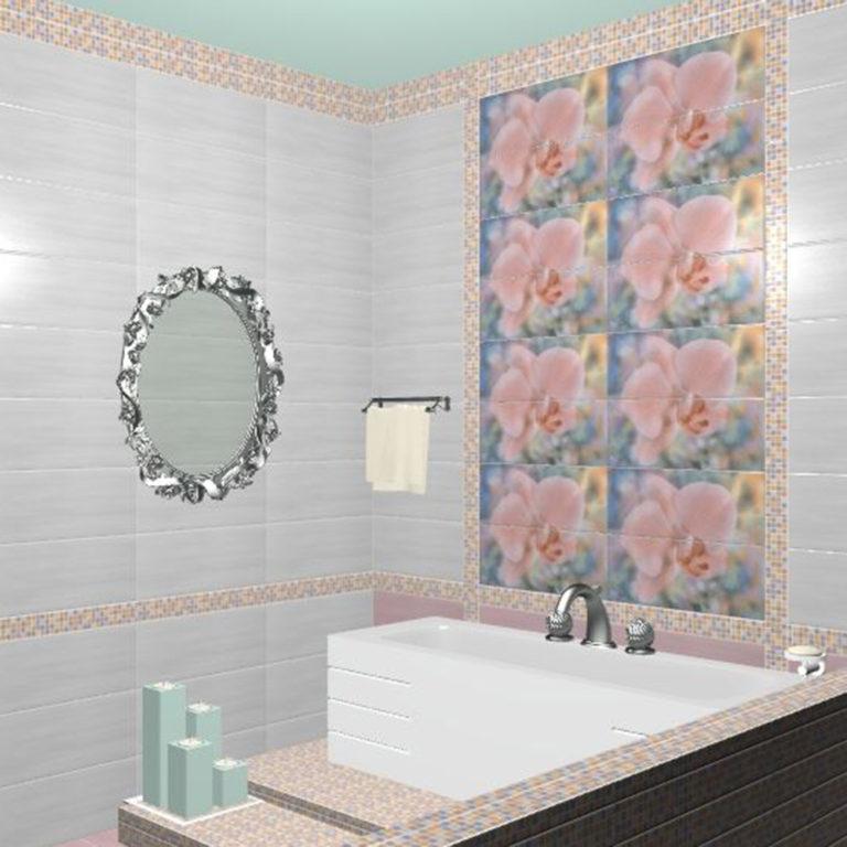 Плитка для ванной комнаты дизайн керама марацци